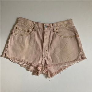 Levi's RE/DONE The Short NWT!! Size 27